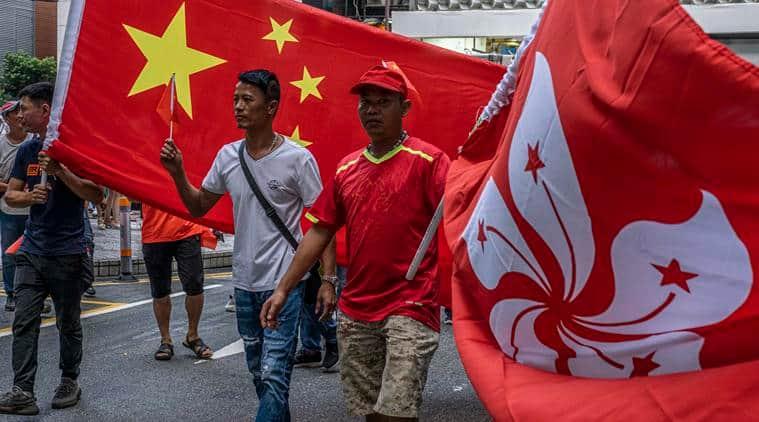 hong kong protests, china national day, hong kong news, kong kong tension