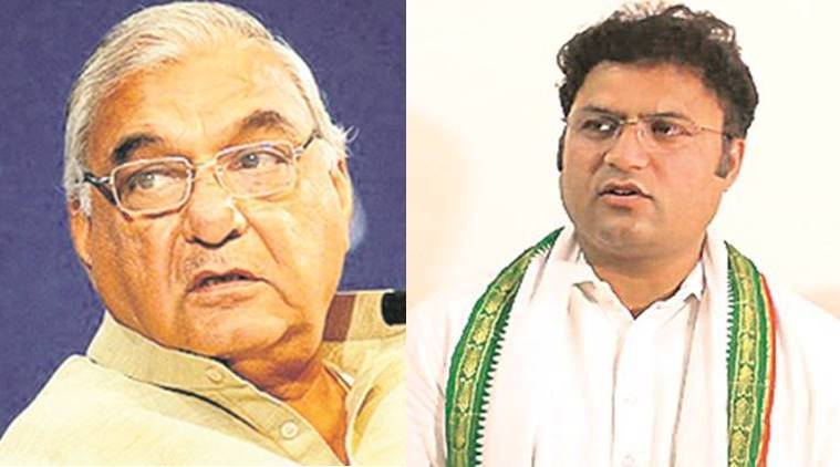 Congress in touch with BSP for Haryana tie-up, Tanwar hits out