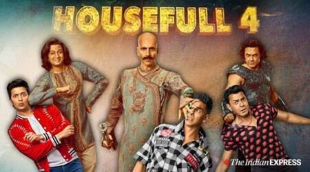 Housefull 4 character posters photos