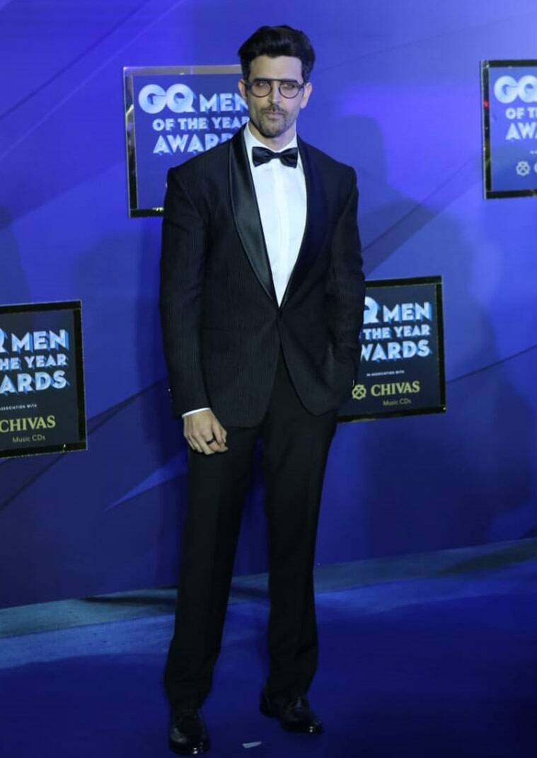 GQ AWARDS: Celebs Who Beamed In Black