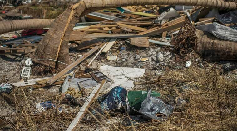 Corpses strewn, people missing a week after Hurricane Dorian hit the Bahamas