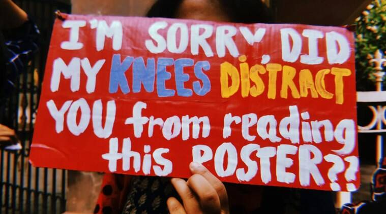 Hyderabad's St Francis College students protest against dress code diktat