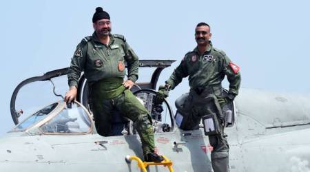 Abhinandan Varthaman, Birender Singh Dhanoa, Indian Air Force, MiG 21 Bison, Next IAF chief, F-16 vs MiG 21, Indian Express