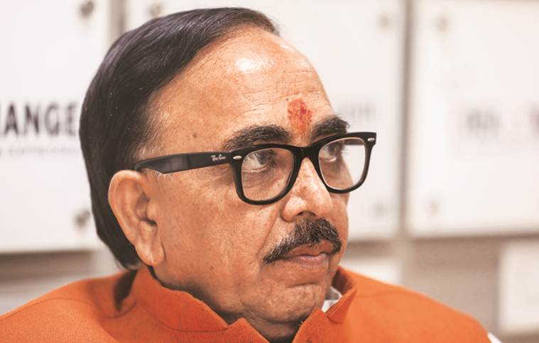 Mahendra Nath Pandey, skill development minister, union minster, idea exchange, mahendra nath pandey interview, economic slowdown, indian express