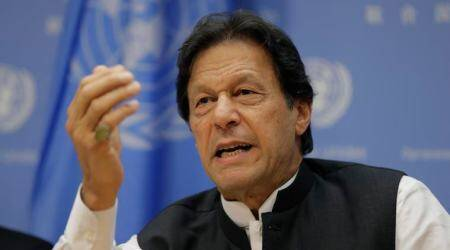 Pakistan PM Imran Khan says ready to hold referendum in PoK