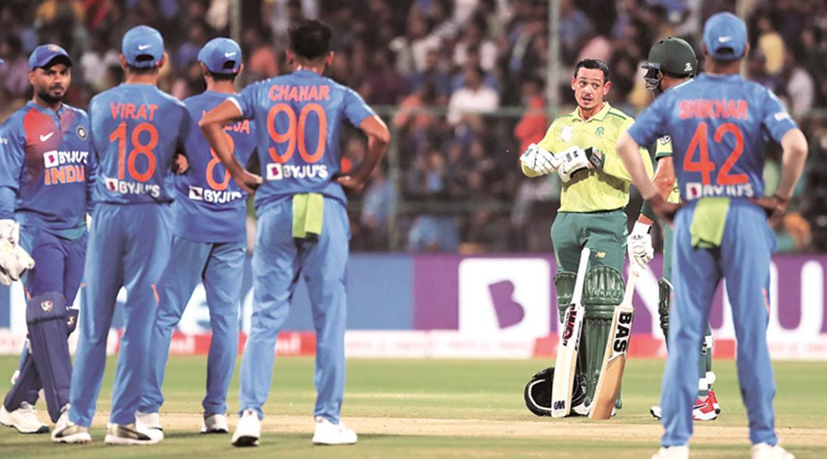 Image result for india vs south africa series 2019