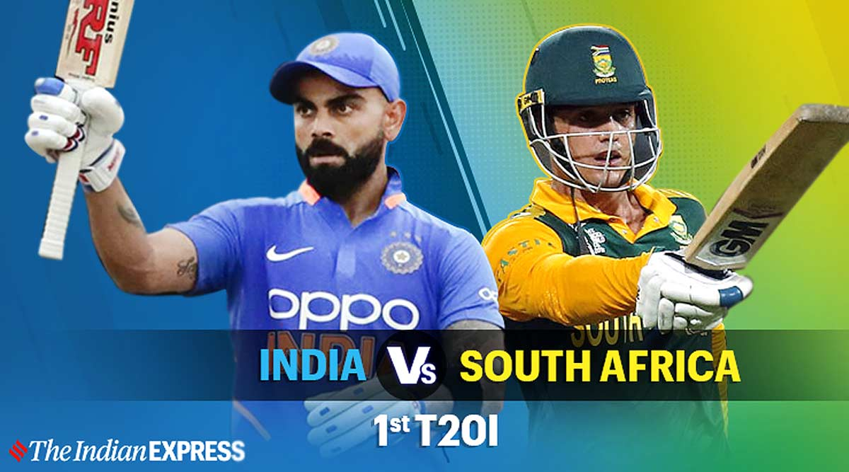 India Vs South Africa 1st T20i Highlights Match Abandoned