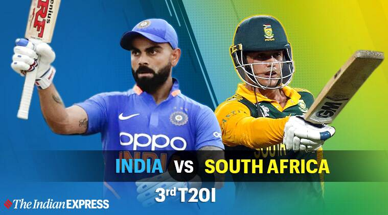India vs South Africa 3rd T20I Live Cricket Score Online: IND aim to clinch series in Bengaluru