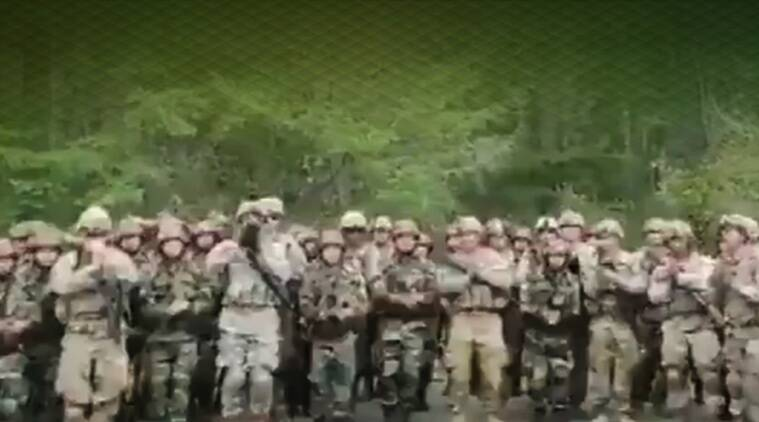 Assam Regiment's marching song, India, US armies conduct 'Exercise Yudh Abhyas', indo-US armies,