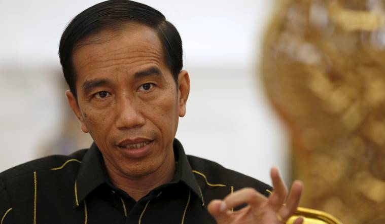 Indonesia President Joko Widodo, president of joko widodo, joko widodo, joko widodo news, indonesia news, world news, indian express news