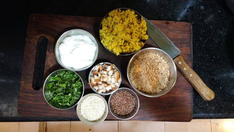millet recipes, blood sugar, diabetes, indianexpress.com, indianexpress, shalini rajani columns, sunday special, food, superfood, little millets, what are little millets, peanuts, healthy eating, millet seekh kebab, kebab recipe, how to make healthy kebab,