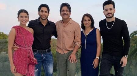 Samantha Akkineni, Naga Chaitanya, Nagarjuna, Nagarjuna birthday, Samantha vacation, Samantha Naga Chaitanya, Samantha vacation photos, Samantha Spain vacation