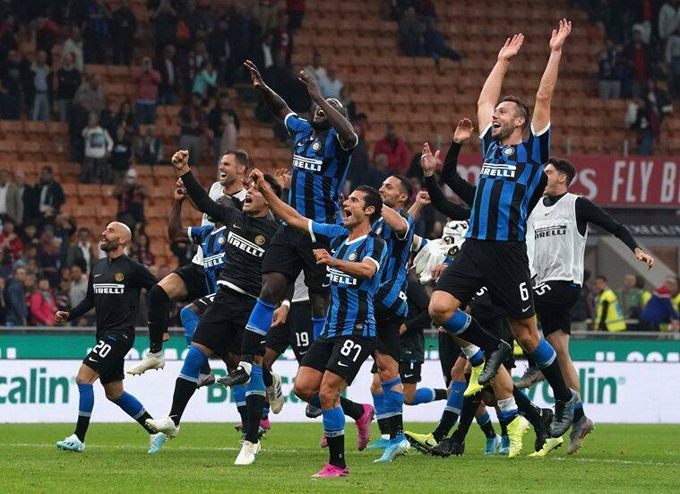 Inter maintain ideal start with derby win over Milan