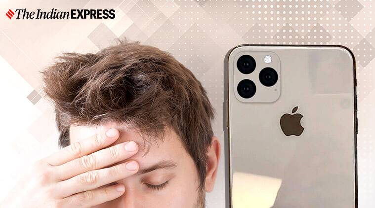 iphone, iphone 11, iphone 11 pro, iphone 11 pro cameras, trypophobia, what is trypophobia, indianexpress.com, indianexpress, pro triple camera, iphone 11 pro three camera, honeycomb, strawberry holes, iphone 11 pro news, iphone 11 pro price in india, iphone 11 pro price