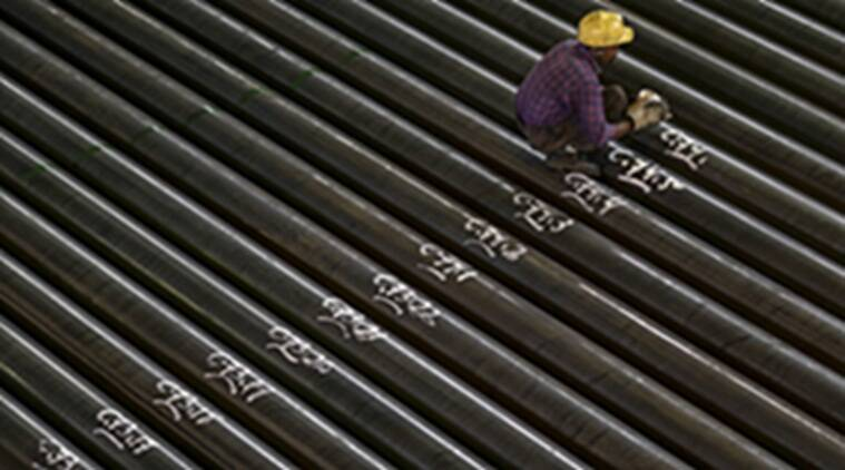 Most valuable steel mill in India sees iron ore drop to
