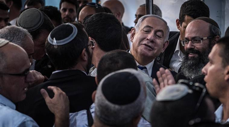 In Israel's election, loyalty to the group