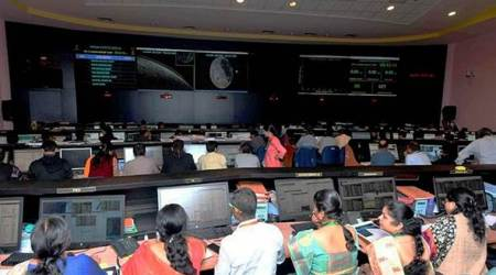 Chandrayaan 2 located, chandraan 2 lander located, chandrayaan 2 thermal images, isro, connection with Vikram, Vikram lander located, indian express