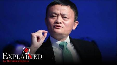 jack ma retires, alibaba jack ma worth, jack ma alibaba china, indian express explained