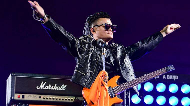 Watch: Alibaba's founder Jack Ma signs off with a rock-star performance at farewell concert
