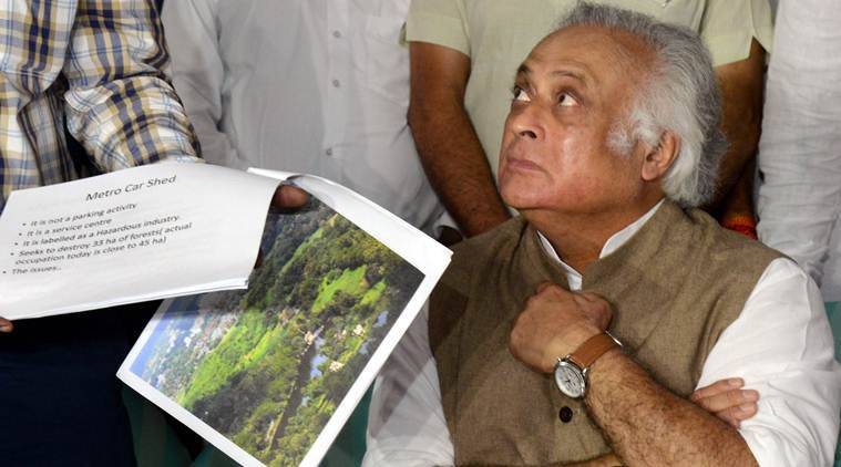 Aarey protest: Not against project, but alternatives should be seriously looked into, says Jairam Ramesh
