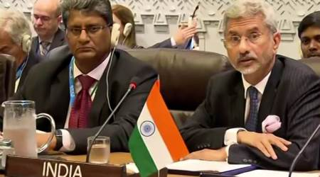 Pakistan FM boycotts Jaishankar at SAARC meet, India calls it drama