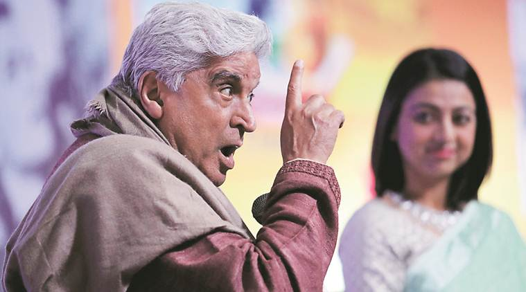 In a world of binaries, literature tells us there is no 'them', it is all 'us': Javed Akhtar