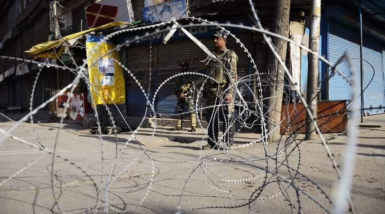 kashmir lockdowm, kashmir special status, article 370, j&k bifurcation, Jammu and kashmir hc pleas, supreme court, indian express