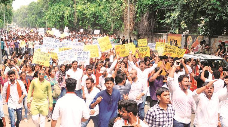 JNU seeks attendance records of poll candidates, they say it violates HC order