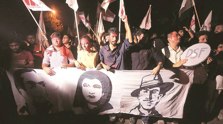 Left sweep in JNUSU polls, Aishe Ghosh first SFI president in 13 years
