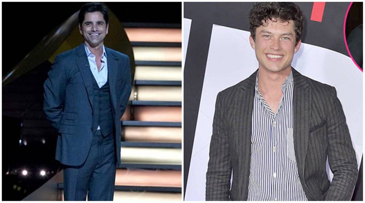 John Stamos Graham Phillips Board The Little Mermaid Live Cast Entertainment News The Indian Express