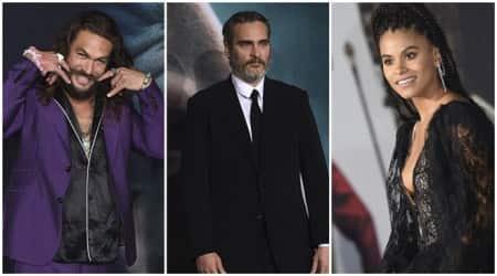 Joker world premiere, joker premiere, joaquin phoenix, joaquin phoenix joker, Robert De Niro, Zazie Beetz, Bret Cullen, Frances Conroy, todd phillips