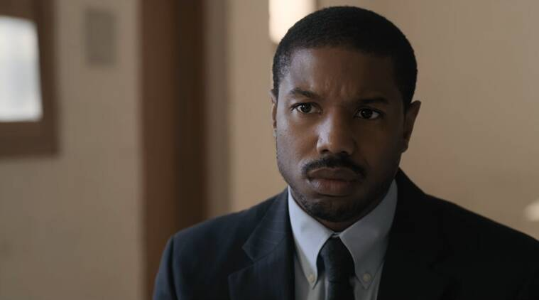Michael B. Jordan Fights for Justice in the Just Mercy Trailer""