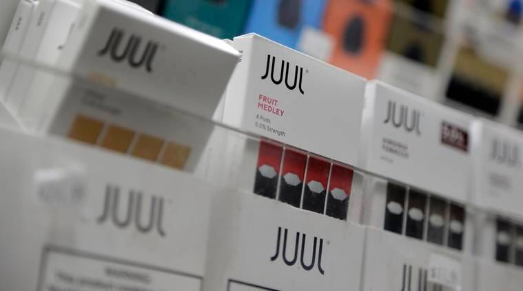 Juul CEO Stepping Down Amid Growing Backlash Against Vaping