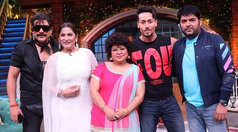 The Kapil Sharma Show preview: Tiger Shroff reveals War co-star Hrithik Roshan was his childhood hero