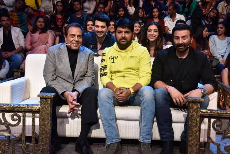 The Kapil Sharma Show preview: Dharmendra, Sunny Deol