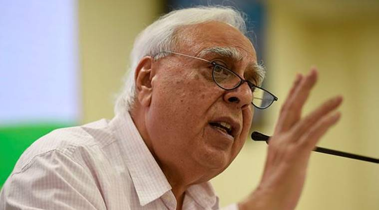 Kapil sibal, kapil sibal on CAA protests, citizenship act, CAA protests, what is caa, citizenship law explained, congress CAA protests, Indian express