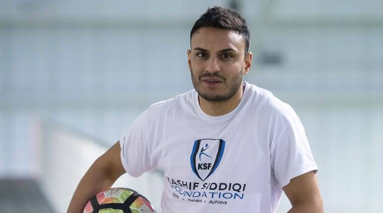 Real Kashmir signs Kashif Siddiqui, announces partnership with Oxford United
