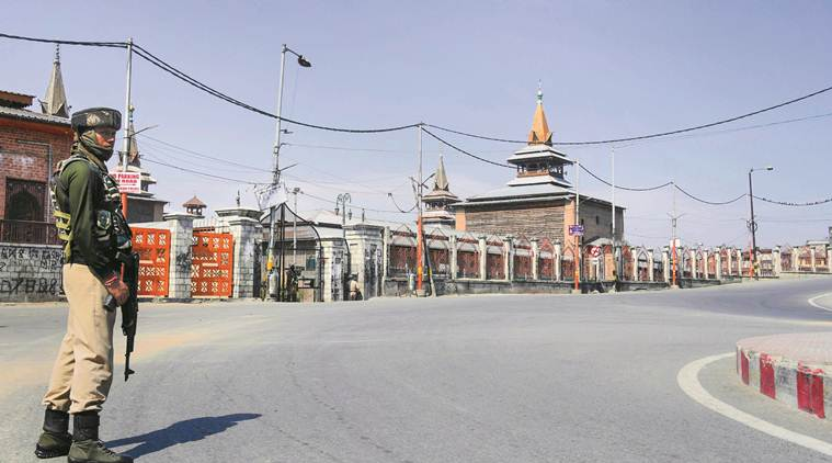 J&K: Curfew reimposed in Kishtwar after death of Hurriyat leader
