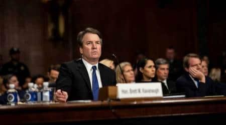 During Kavanaugh hearings, senator alerted FBI to new allegation
