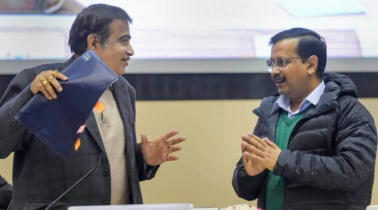 Not needed: Gadkari on Kejriwal's odd-even plan to check pollution