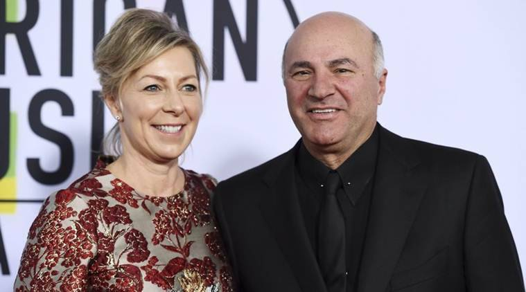 Kevin O'Leary's wife charged after fatal boat crash