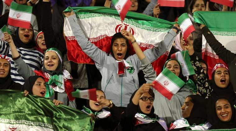 Sahar Khodayari, Iran soccer match, Blue girl, Iran football match, Sahar Khodayari Iran soccer match, Iran ban on women in soccer