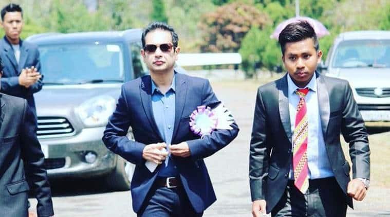 Tripura news, tripura congress, Kirit Pradyot Deb Barman, tripura congress chief resigns, Kirit Pradyot Deb Barman resigns