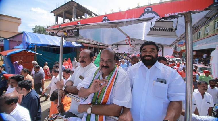 In Kerala's Pala, Left-backed candidate breaches UDF fortress after 54 years