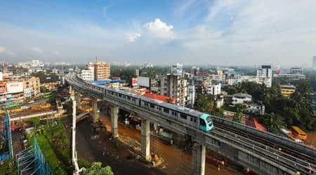 Kerala government, Kerala government projects, Kerala government stalled projects, Vyttila flyover, Kundannoor flyover, Kochi Water Metro, Kerala plastic ban, Kerala news, Indian Express