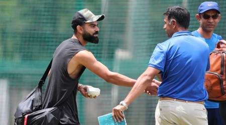 Rahul Dravid, Rahul Dravid NCA, Rahul Dravid India practice session, Ravi Shastri, Bharat Arun, Rishabh Pant, India vs South Africa 3rd T20I, IND vs SA 3rd T20I, cricket news