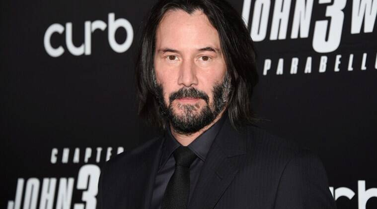 Keanu Reeves to make a comeback in 'Matrix 4'