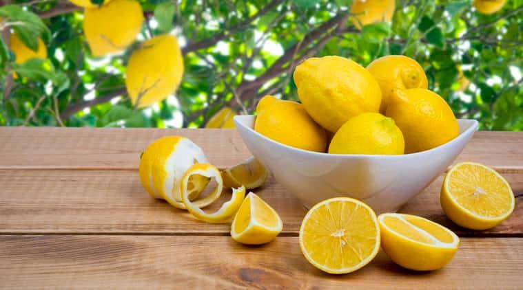 lemon, lemon juice, indian express, skincare tips