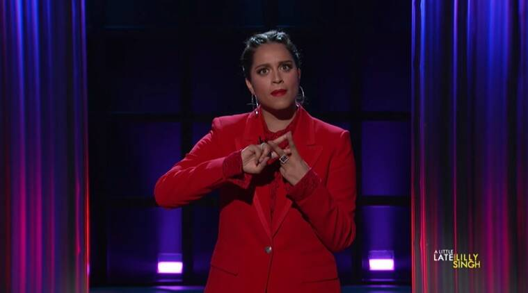 lilly singh late night show