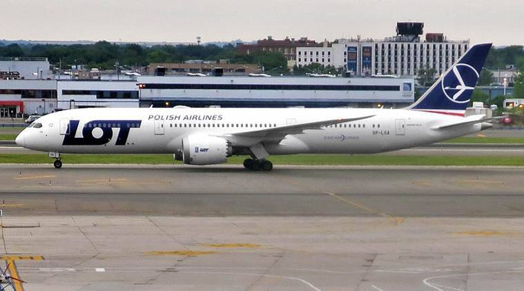 LOT Polish Airlines launches direct flight from Delhi to Warsaw